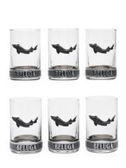 Beluga Shot Glasses