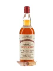 Macallan Glenlivet 1938 35 Year Old Bottled 1970s - Pinerolo 75cl / 43%
