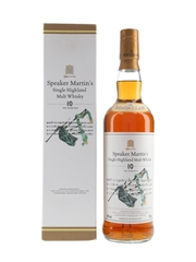 Macallan 10 Year Old Speaker Martin's 70cl / 40%