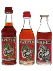 Cynar  3 x 3.9cl-4cl