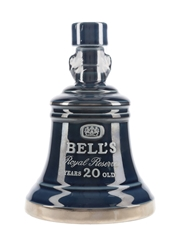 Bell's Royal Reserve 20 Year Old Bottled 1980s - Ceramic Decanter 75cl / 43%