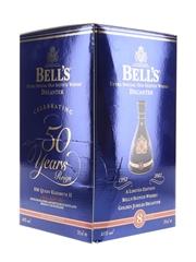 Bell's Ceramic Decanter Queen Elizabeth II 50 Years Reign 70cl / 40%