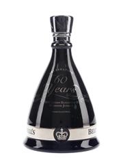 Bell's Ceramic Decanter Queen Elizabeth II 60 Years Reign 70cl / 40%