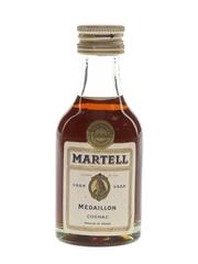 Martell Medaillon VSOP Bottled 1970s - Spirit 3cl / 40%