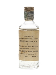 Sauza Hornitos Tequila Bottled 1960s - Sposetti 5cl / 46%