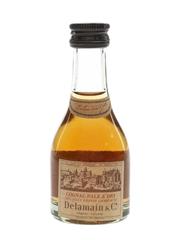 Delamain Pale & Dry Bottled 1970s - D&C 2.9cl / 40%