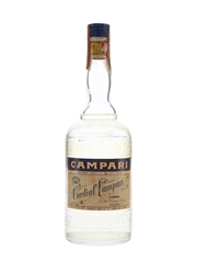 Campari Cordial Bottled 1960s-1970s 75cl / 36%