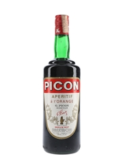 Picon Aperitif A L'Orange Bottled 1970s 95cl / 21%