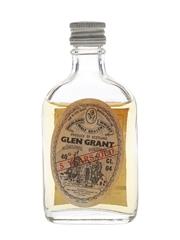 Glen Grant 5 Year Old Bottled 1960s - Giovinetti 4cl / 40%