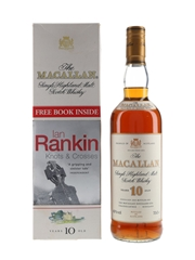 Macallan 10 Year Old Crime Writers' Association
