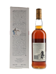 Macallan 10 Year Old Crime Writers' Association Bottled 1990s - Ian Rankin, Knots & Crosses 70cl / 40%