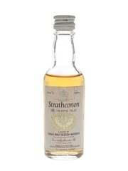 Strathconon 12 Year Old Bottled 1960s 4368cl / 43%