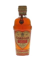 Gordon's Martini Cocktail Spring Cap