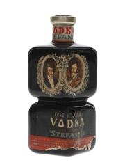 Stefanof Imperial Vodka Bottled 1950s - Buton 5cl / 40%