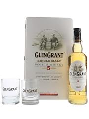 Glen Grant 5 Year Old Glass Pack