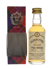 Glenrothes Glenlivet 8 Year Old Bottled 1990s - Gordon & MacPhail 5cl / 40%