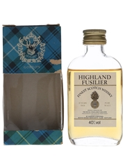 Highland Fusilier 8 Year Old Bottled 1980s - Gordon & MacPhail 5cl / 40%