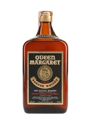 Queen Margaret 3 Year Old Bottled 1970s - Cantine Giacomo Montresor 75cl / 43%