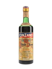 Cinzano Elixir China Bottled 1970s 75cl / 30.5%