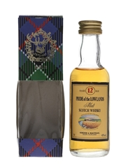 Pride Of The Lowlands 12 Year Old Bottled 1990s - Gordon & MacPhail 5cl / 40%