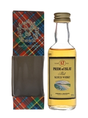 Pride Of Islay 12 Year Old Bottled 1990s - Gordon & MacPhail 5cl / 40%