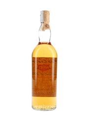 Watson's No.10 Bottled 1970s - James Watson & Co. 75cl / 40%