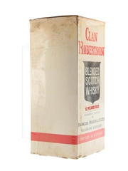 Clan Robertson 12 Year Old Bottled 1980s - Missing Label 75cl / 40%