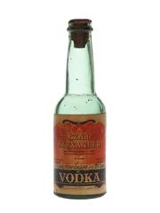 Czar Alexander Vodka