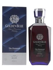 Golden Blue The Diamond