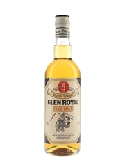 Glen Royal 5 Year Old Pure Malt
