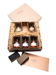 Glenrothes New Make Spirit, 1987, 1991, 1992 & Select Reserve  5 x 10cl