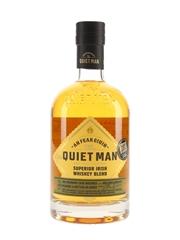 The Quiet Man Superior Irish Whiskey Blend 70cl / 40%