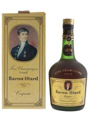 Baron Otard VSOP Bottled 1970s 70cl / 40%