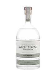 Archie Rose Distilling Co. 2016 White Rye