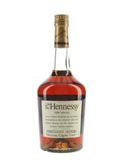 Hennessy VS Bottled 1980s 70cl / 40%