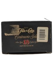 Flor De Cana 18 Year Old Centenario Gold  75cl / 40%