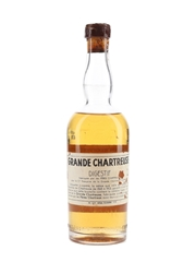 Chartreuse Yellow Bottled 1951-1956 50cl