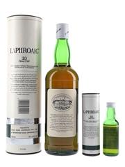 Laphroaig 10 Year Old Bottled 1980s - Long John (Australia) 75cl / 43%