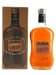 Jura Legacy 10 Year Old  100cl / 40%
