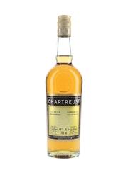 Chartreuse Yellow Bottled 1975-1982 - Taylor Ferguson, Australia 70cl / 40%