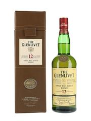 Glenlivet 12 Year Old Bottled 2007 70cl / 40%