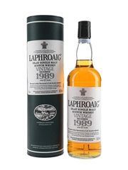 Laphroaig 1989 17 Year Old