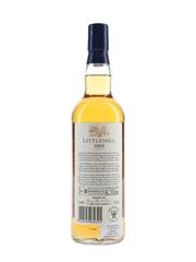 Littlemill 1992 20 Year Old Cask 10 Bottled 2013 - Berry Bros & Rudd 70cl / 54.9%