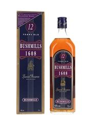 Bushmills 12 Year Old 1608 Special Reserve