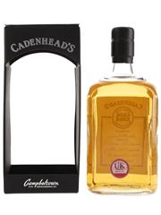 Rosebank 1989 25 Year Old Cadenhead's Cask Ends 70cl / 58.3%