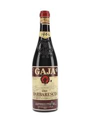 Gaja Barbaresco 1964
