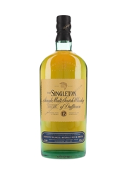 Singleton Of Dufftown 12 Year Old  70cl / 40%