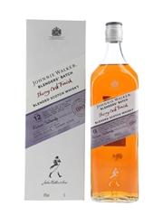 Johnnie Walker 12 Year Old Blenders' Batch Sherry Cask Finish - Batch No.7 100cl / 40%