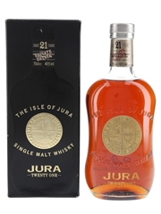 Jura 1984 21 Year Old Private Estates  70cl / 40%