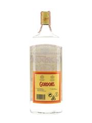Gordon's London Dry Gin Bottled 1980s-1990s 100cl / 40%